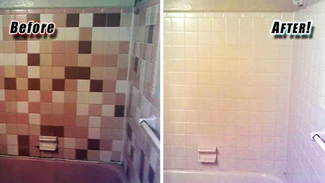 GFR Bathroom Refinishing - Home and Residential Services can make your bathroom look like new!